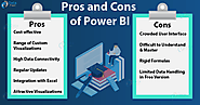 Pros and Cons of Power BI - The Bright & the Dull side of visualization suite - DataFlair