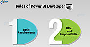 Roles of Power BI Developer - Make your Vision clear & upgrade your Skills! - DataFlair