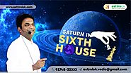 Saturn in 6th House of Horoscope | Shani in Your Birth Chart | Learn Astrology Online