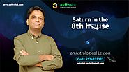 Saturn in 8th House of Vedic Astrology