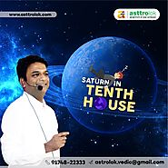 Saturn in the 10th house in your horoscope