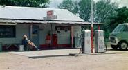 "The Texas Chainsaw Massacre 1974 ""The Gas Station"""