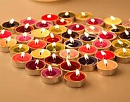 Lovato multicolor tealight candle Candle Price in India - Buy Lovato multicolor tealight candle Candle online at Flip...