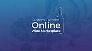 Custom Tailored Online Wine Marketplace | Case Study | AIMDek Technologies