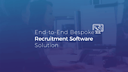 End To End Bespoke Recruitment Software Solution | Case Study | AIMDek Technologies