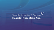 Hospital Reception App | Case study | AIMDek Technologies