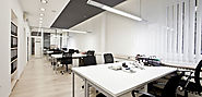 Best Office Interior Design - Industrial & Corporate Office Space Design