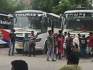Bus on rent in Ghaziabad | Bus Hire in Ghaziabad | Minibus on rent in GZB