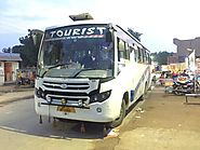 Bus on rent in noida | Bus hire in noida | Greater Noida | Call 9718226797
