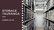 Packing and Loading Tips for Storage Tauranga