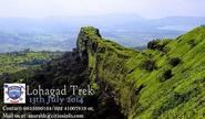 Citius Adventures Lohagad Trek Sunday, July 13 2014