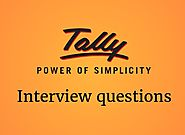 Tally interview questions in 2019 - Online Interview...