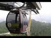 Malaysia l Amazing View at Langkawi Cable Car