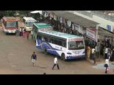 CITY BUS STAND MOODBIDRI ( MANGALORE) INDIA . BY: VALERIAN DANTIS