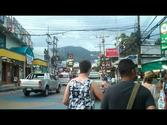 Street Scenes of Phuket, Thailand... Island OFF of Thailand. (Patong Beach)