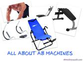 Ab Exercise Machines & Equipment - All You Need to Know