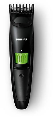 Philips QT3310/15 Runtime: 30 min Trimmer for Men Price in India - Buy Philips QT3310/15 Runtime: 30 min Trimmer for ...