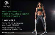 Rock Your Workout Clothes Sweepstakes