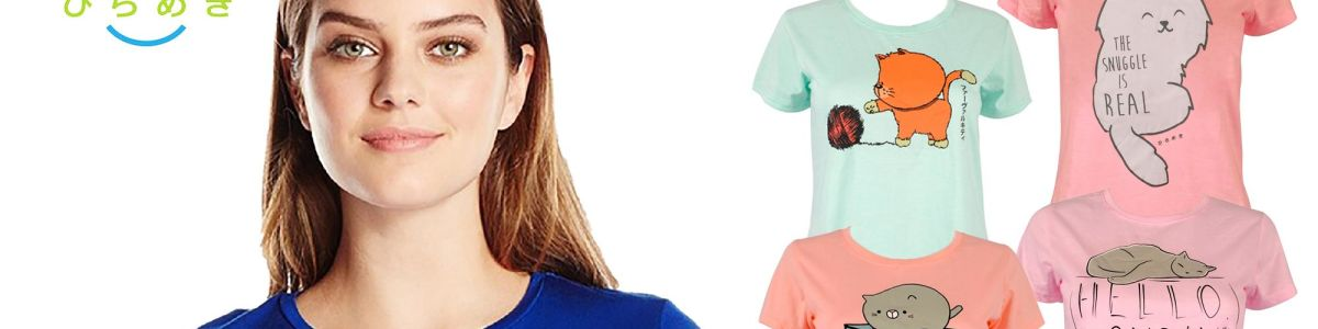 Headline for Best deals for women's Tshirts