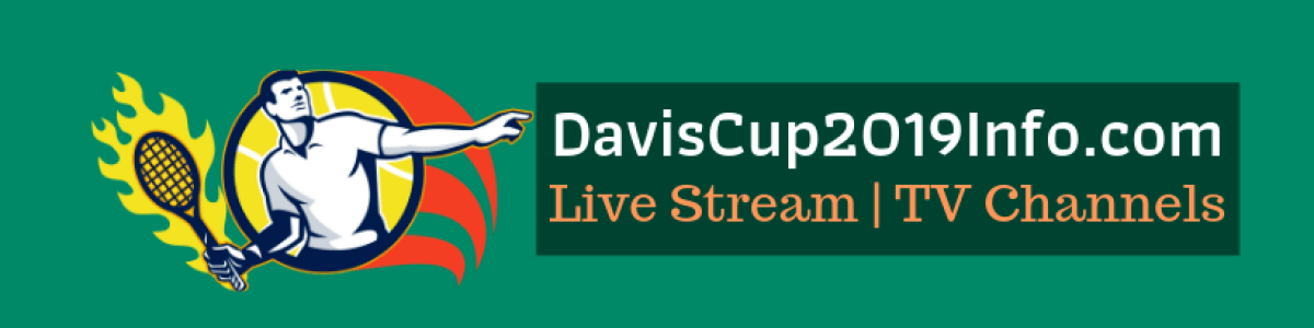 Headline for Top 3 Davis Cup 2019 News Blog