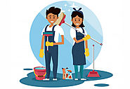 Housekeeping Services in Gurgaon - sbj Management