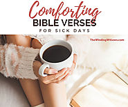 12 Bible Verses for Comfort on Sick Days