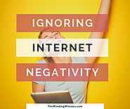 Avoid Internet Negativity To Boost Well-Being