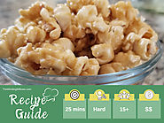 Unbeatable Homemade Caramel Corn Recipe- Crunchy or Gooey Deliciousness