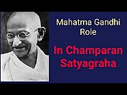 Mohandas Karamchand Gandhi Champaran satyagraha -Biography of Mahatma Gandhi Part 5