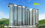 1 BHK Flats in Thane West , 1 BHK Apartments for Sale in Thane West