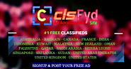 Clsfyd - The Free Classifieds in Middle East, Asia,Europe & US - Post Ad