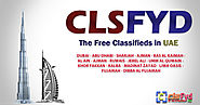Clsfyd - Free ads - United Arab Emirates
