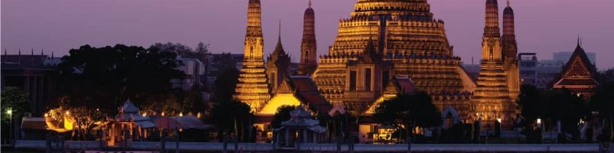 Headline for The Best Religious Sites in Bangkok – Exotic and Enthralling Temples