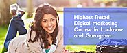 Join Our Digital Marketing Course in Lucknow & Gurugram|Digitrend