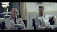 Beckham and Zidane Star in Adidas World Cup Ad That's Actually, You Know, Fun