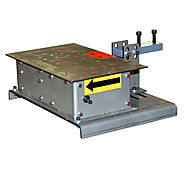 Electric Scrap Shaker Conveyors Options From Magnetic Products Inc.