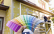 Exterior Paint Colours for Indian Homes