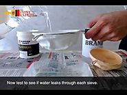 Water Resistant? Nippon Flexiseal Put To The Test - Paint Expert Lab