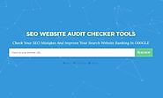 SEO Website Checker, Audit Checklist, SEO Score Checker