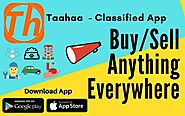 Taahaa - Classified App