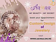 Jewelery Business Listing App - Aainaa