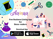 Free Business Listing App for Dress Makers