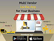 Multi Vendor App - Laaiba