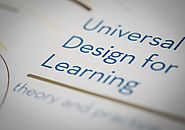CAST: About Universal Design for Learning