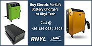 Electric Forklift Battery Chargers