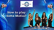How to Play Online Satta Matka for Beginners and Biting Tips | Step by Step Complete Guide