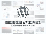 Crear un sitio web con WordPress – Nuestro breve tutorial de WordPress en español
