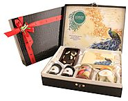 Buy Dark Chocolate Gift Box for New Year 2020 - Zoroy