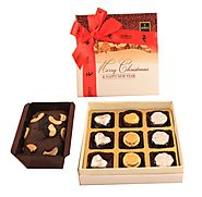 Buy Online Chocolate Gifts for New Year 2020 at Zoroy