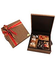Send Christmas Chocolates Online in India